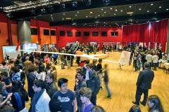 La salle Agnès Sorel accueille notre Forum