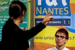 Stand IUT de Nantes